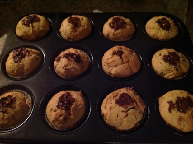 Kürbis-Muffins - Rezept - Bild Nr. 4