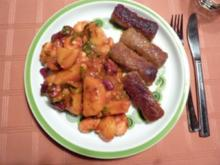 Vegetarisch: Drei-Bohnenpfanne - Rezept