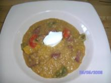 Rote Linsensuppe - Rezept