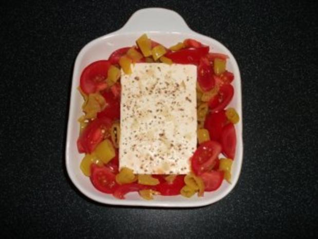 Feta aus dem Ofen - Rezept - Bild Nr. 3