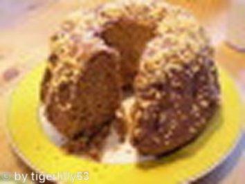 Schokoladen-Haselnuss-Gugelhupf - Rezept