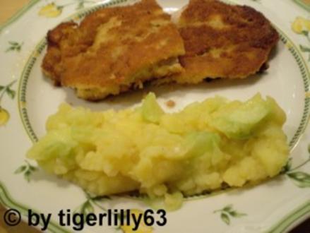 Kartoffel-Gurken-Salat - Rezept