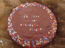 Kuchen für Freunde! - Rezept