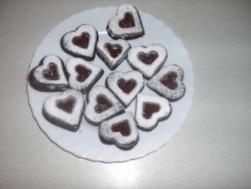 Nutella - Herzen - Rezept