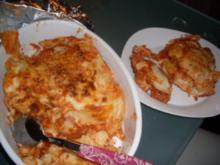 Meine Lasagne :D - Rezept