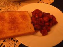 Wurstsalat-Pikant - Rezept