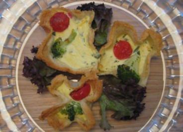 Ricotta-Toasties mit Brokkoli - Rezept
