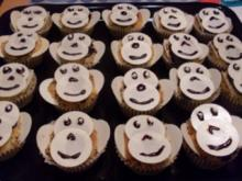 Affen - Muffins - Rezept