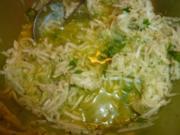 Salate: Bärbel's Mairübensalat Duett - Rezept
