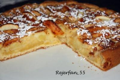 Einfacher Apfelkuchen Rezept Mit Bild Kochbar De