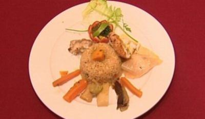 Reis mit Fisch aus dem Senegal (Joachim Deutschland) - Rezept