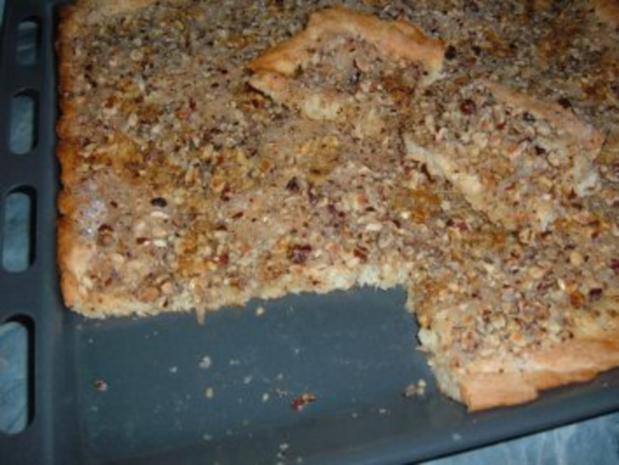 Kuchen......Butter-Nusskuchen - Rezept - Bild Nr. 3