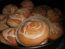 Spekulatius-Muffins...Eigenkreation!! ((:: - Rezept