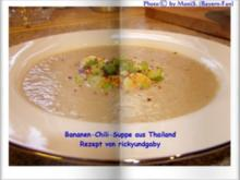 Bananen-Chili-Suppe aus Thailand - Rezept