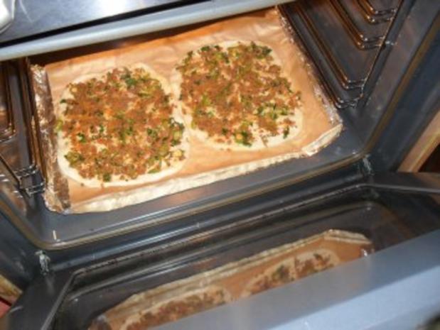 Lahmacun aus der Türkischen Küche - Rezept - Bild Nr. 11