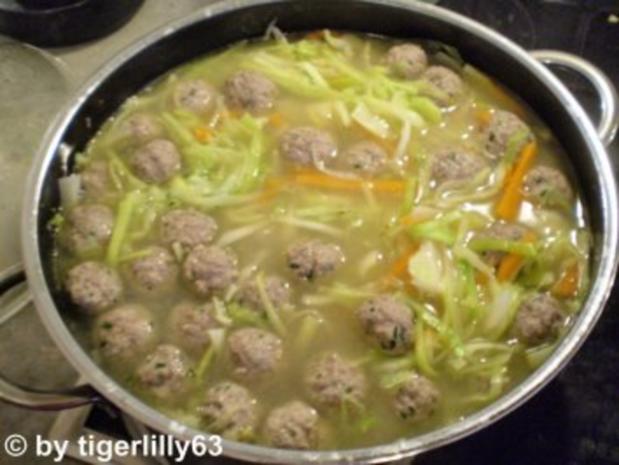 Raffinierter Ofen-Suppen-Topf - Rezept - Bild Nr. 4