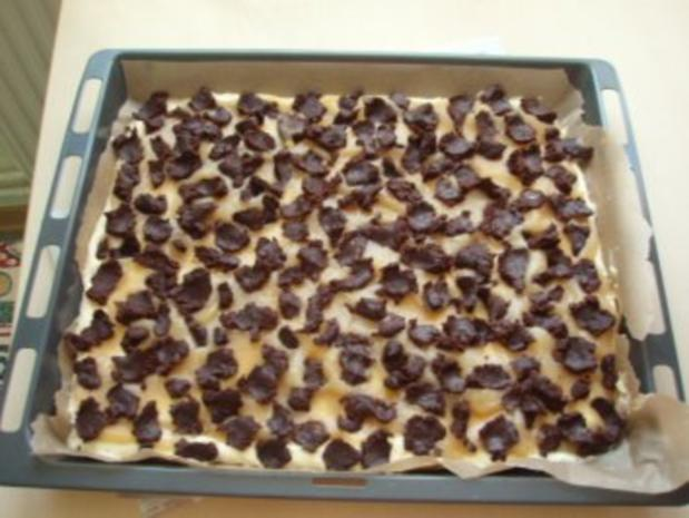 Apfel-Schokostreusel-Kuchen - Rezept - Bild Nr. 3