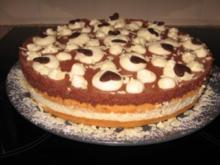 Mousse au chocolate- Torte - Rezept