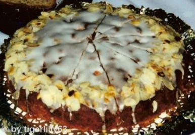Rezept: Spanischer Apfelkuchen