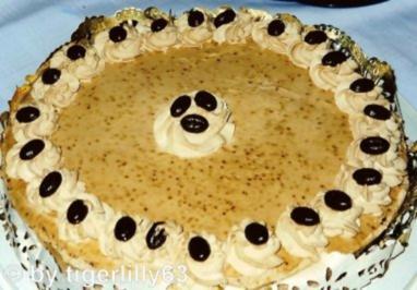 Mokka-Rum-Torte - Rezept