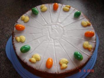 Kuchen + Torten : Rüble-Torte - Rezept