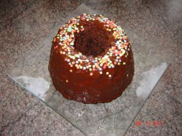 Kuchen + Torten : Rotweinkuchen - Rezept
