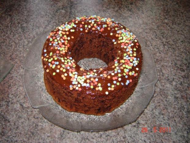 Kuchen + Torten : Rotweinkuchen - Rezept - Bild Nr. 6