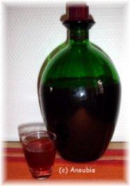 Sirup - Schlehenkonzentrat - Rezept