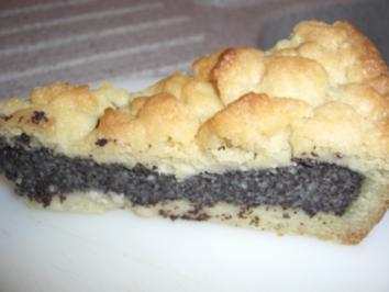 Mohn Pudding Kuchen Rezept Mit Bild Kochbar De