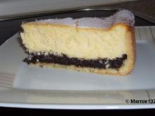 Käse-Mohn Torte - Rezept
