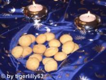 Weihnachten: Griessplätzchen - Rezept