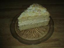 Bienenstich-Torte - Rezept
