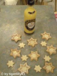 Weihnachten: Eierlikör-Sterne - Rezept