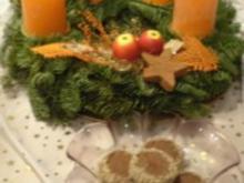 Weihnachten: Rotwein-Plätzchen - Rezept