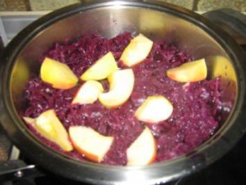 Apfelrotkraut von Rosa - Rezept