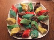 Bunte Party - Snacks - Rezept
