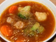 Suppen: Basco - indonesische Suppe - Rezept