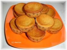 Kuchen/Gebäck - Apfelmus-Muffins - Rezept