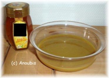 Dips usw. - Honig-Senf-Sauce - Rezept