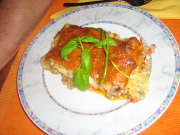 Lasagne alla Rosa - Rezept - Bild Nr. 11