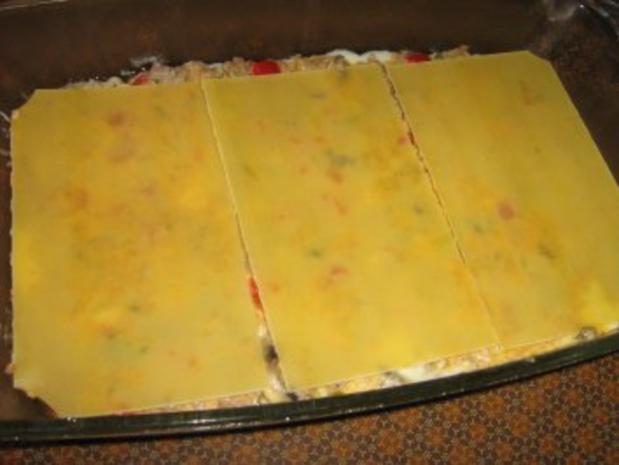 Lasagne alla Rosa - Rezept - Bild Nr. 7