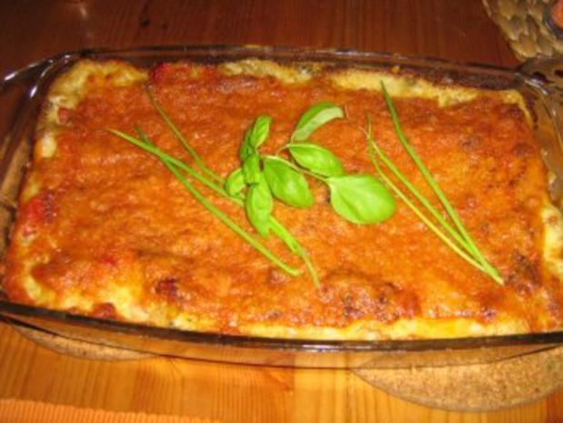 Lasagne alla Rosa - Rezept - Bild Nr. 10