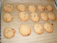 Amerikas Lieblings Cookies - Rezept