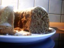 Mandel - Gewürzkuchen  (ohne Mehl) - Rezept