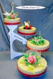 27 Hochzeitstorte Mit Sahne Verzieren Rezepte Kochbar De