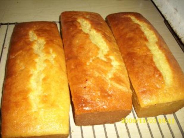 Zitronenkuchen a la ina - Rezept - Bild Nr. 3