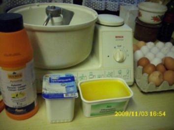 Rezept: Zitronenkuchen a la ina