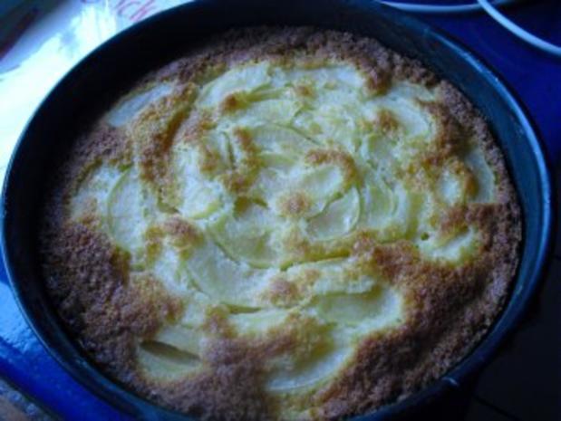 Bretonischer Apfelkuchen - Rezept - Bild Nr. 4