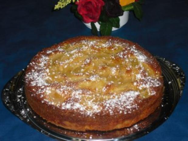 Bretonischer Apfelkuchen - Rezept - Bild Nr. 5
