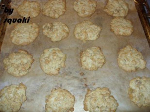 Cookies: Ingwer-Knusper-Cookies - Rezept